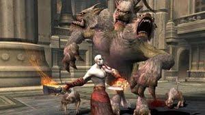 Imagem God of War PS2 PTBR ISO