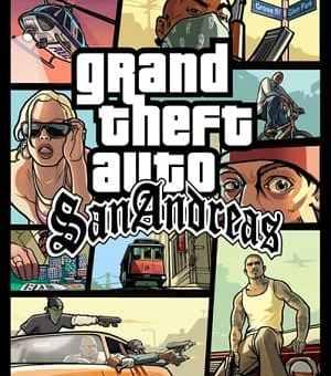 Capa Grand Theft Auto San Andreas Tudo sobre jogos