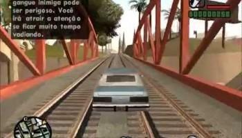 Carros no GTA San Andreas