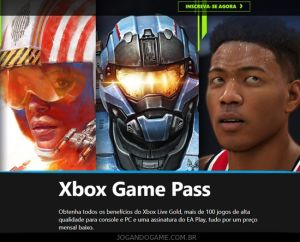 Xbox Game Pass – Saiba tudo sobre