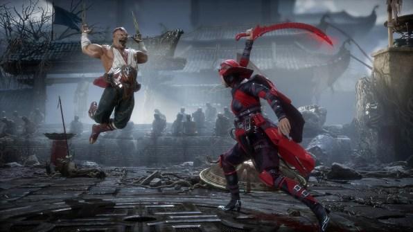 Mortal Kombat 11 Screen 6
