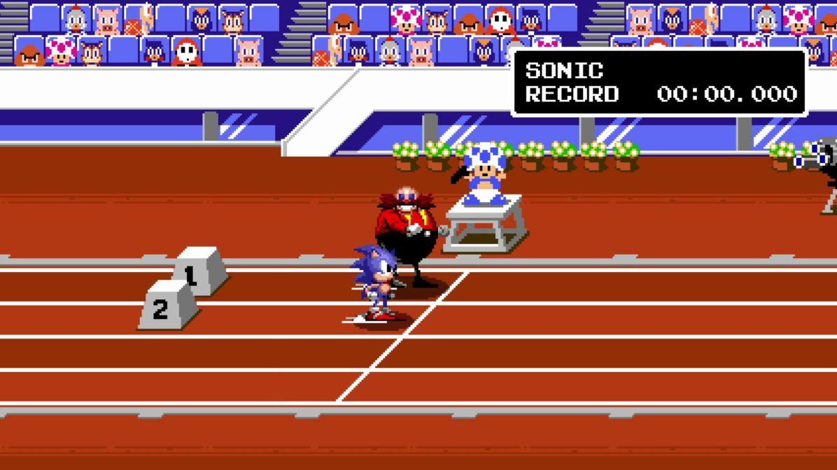 Mario Sonic 2020 Preview (2)