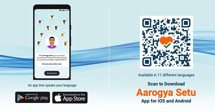 Aarogya Setu app क्या है और ये कैसे काम करती है ? (What is Aarogya Setu app and how does it work?)