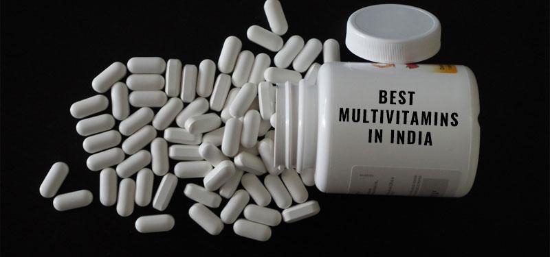 भारत में मिलने वाले सबसे अच्छे मल्टीविटामिन टेबलेट  (Best multivitamin available in India)