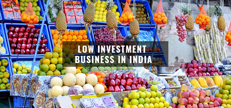 कम पैसे लगाकर कौन सा बिजनेस करें (Which business can be start with very low investment)