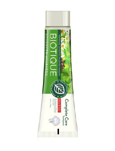 Biotique 4 Clove and Tulsi Complete Care Toothpaste