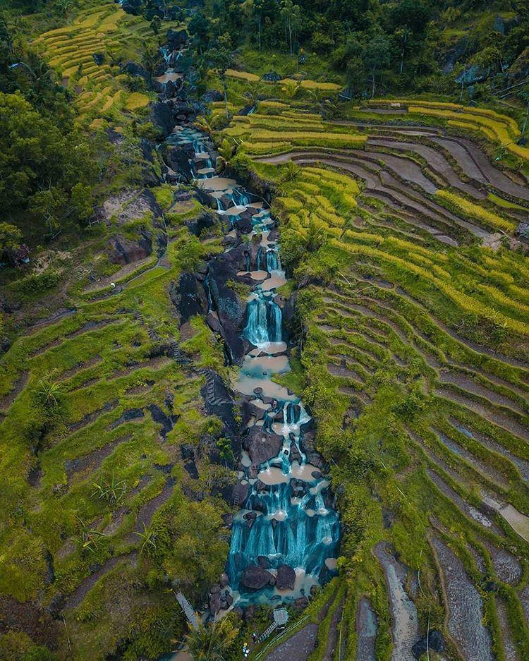Air Terjun Kedung Kandang, sumber ig exploregunungkidul