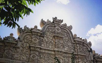 Menikmati Keindahan Taman Sari, Kebun Istana Keraton Yogyakarta.