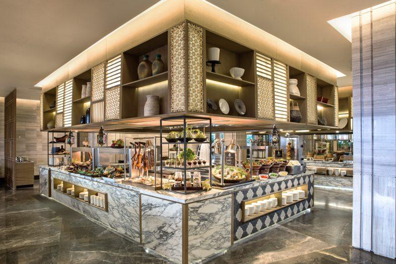 Khas Timur Tengah Menu Berbuka di Yogyakarta Marriott Hotel
