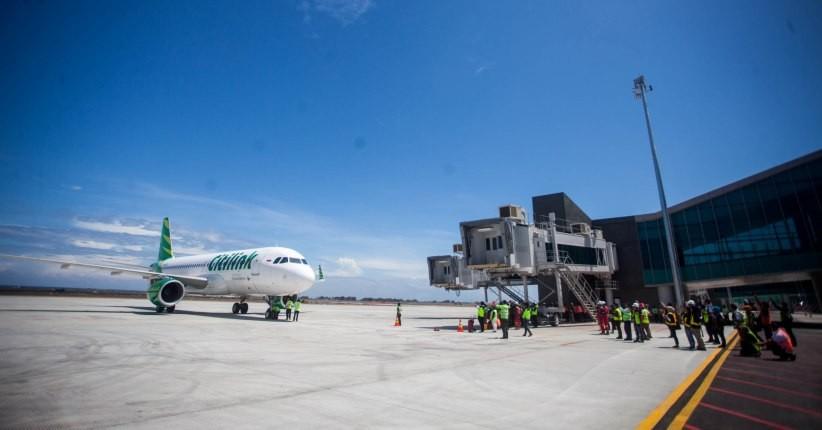 Yogyakarta International Airport Mulai Beroperasi