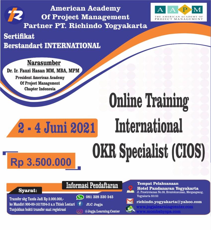 Online Training International