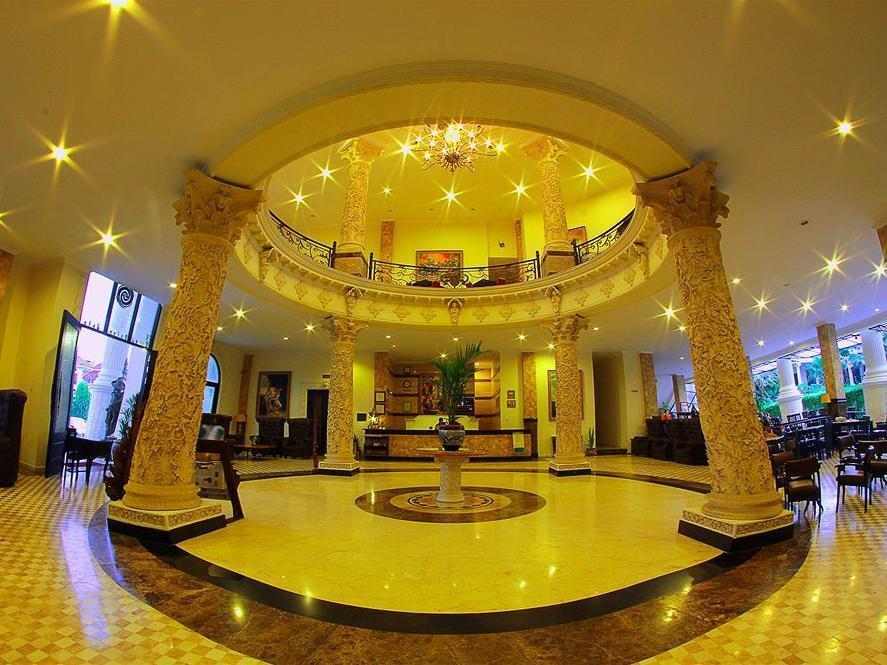 the grand palace jogja yogyakarta
