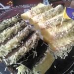 Bolu Susu Merapi varian Vanilla dan Cokelat