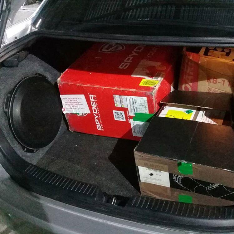 Ilustrasi Audio Mobil Rusak, sumber ig alejoct36