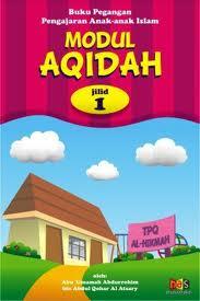 Jual Buku Modul Aqidah Jilid 1, Buku Pegangan Pengajaran Anak-anak TPA