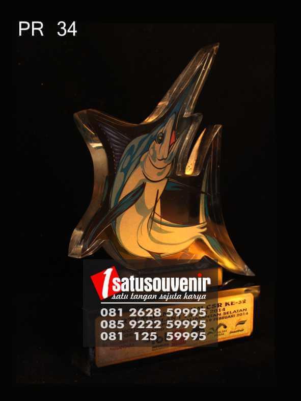 Plakat Resin Forum CSR Kab. Kotabaru Kalsel