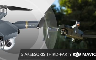5 Aksesoris Third-Party Terbaik untuk DJI Mavic Pro