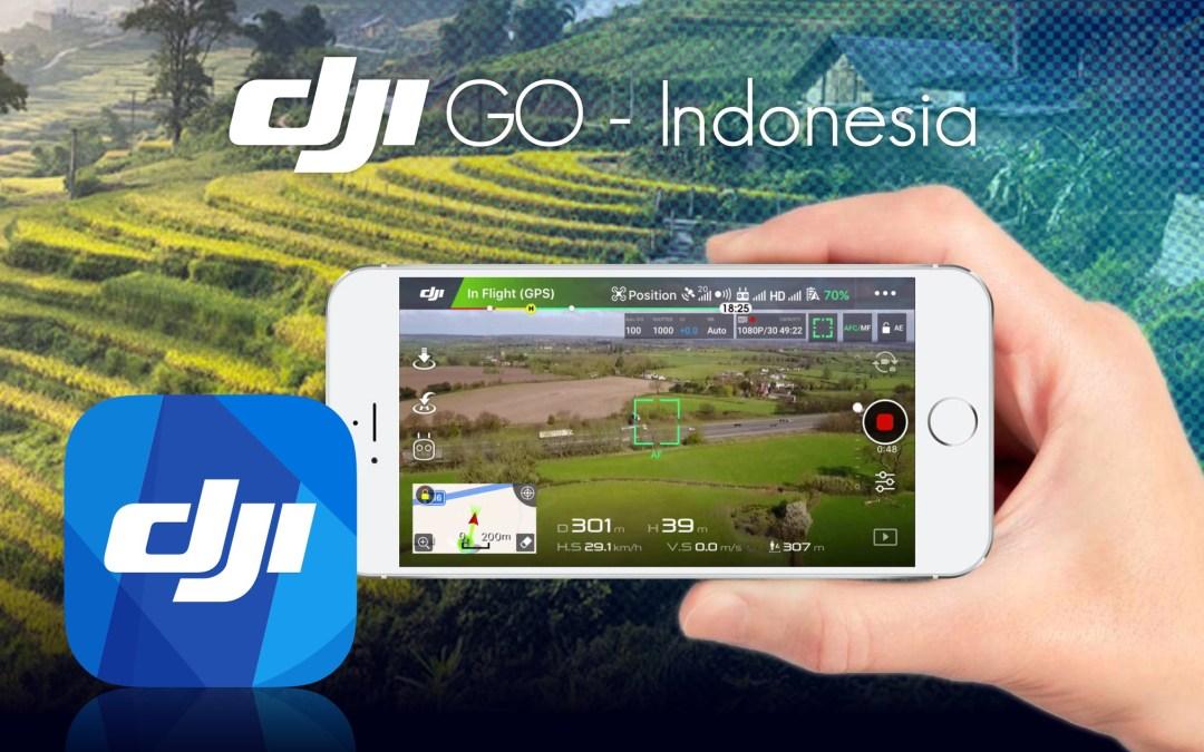 Panduan Penggunaan Manual Dji Go Bahasa Indonesia