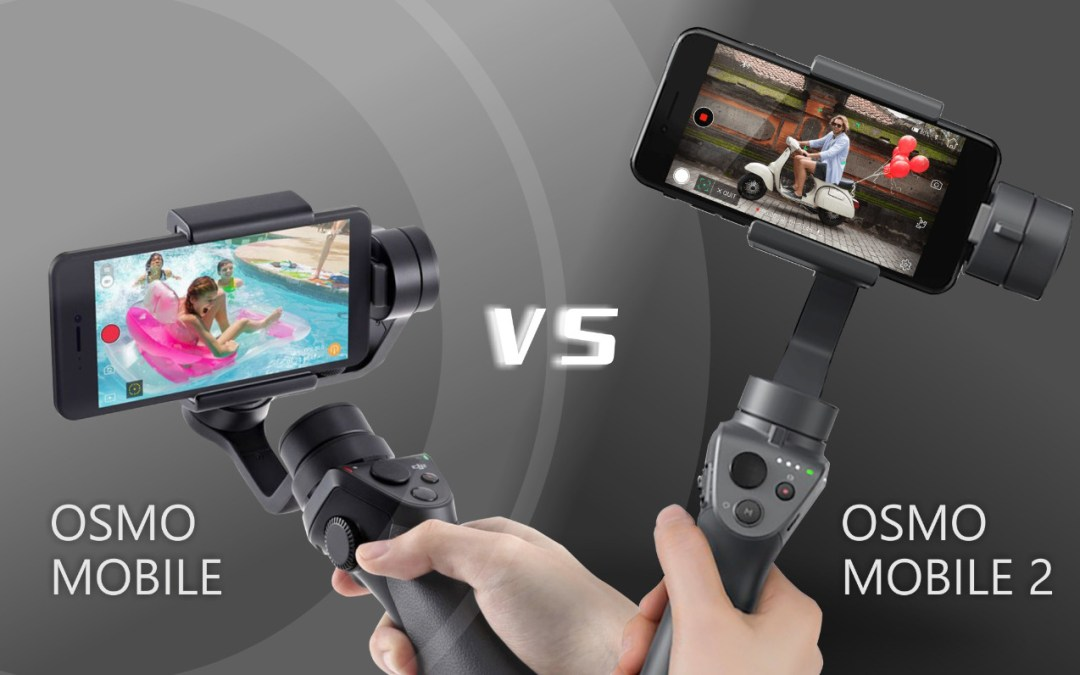 Perbandingan Osmo Mobile dan Osmo Mobile 2
