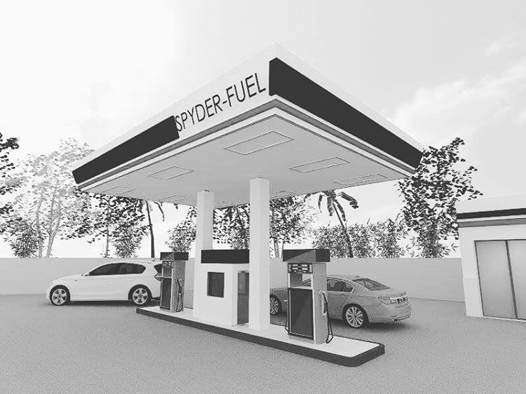 Gasoline Station, sumber ig ten_eighty_cs