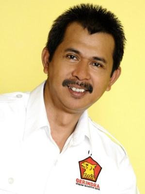 Anggota DPRD Provinsi Jateng Gerindra Ir. Sriyanto Saputro. MM