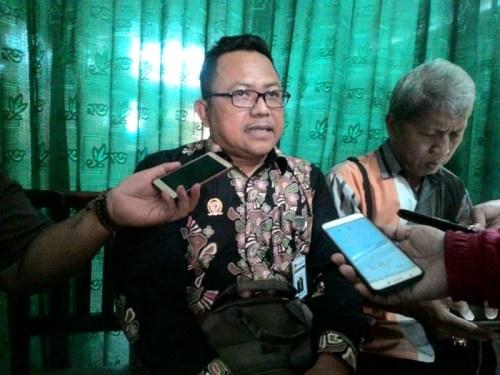 Ketua Panwaskab Wonogiri Ali Mahbub