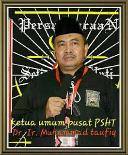 DR. IR. Muhammad Taufiq