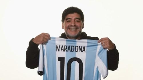 juli maradona