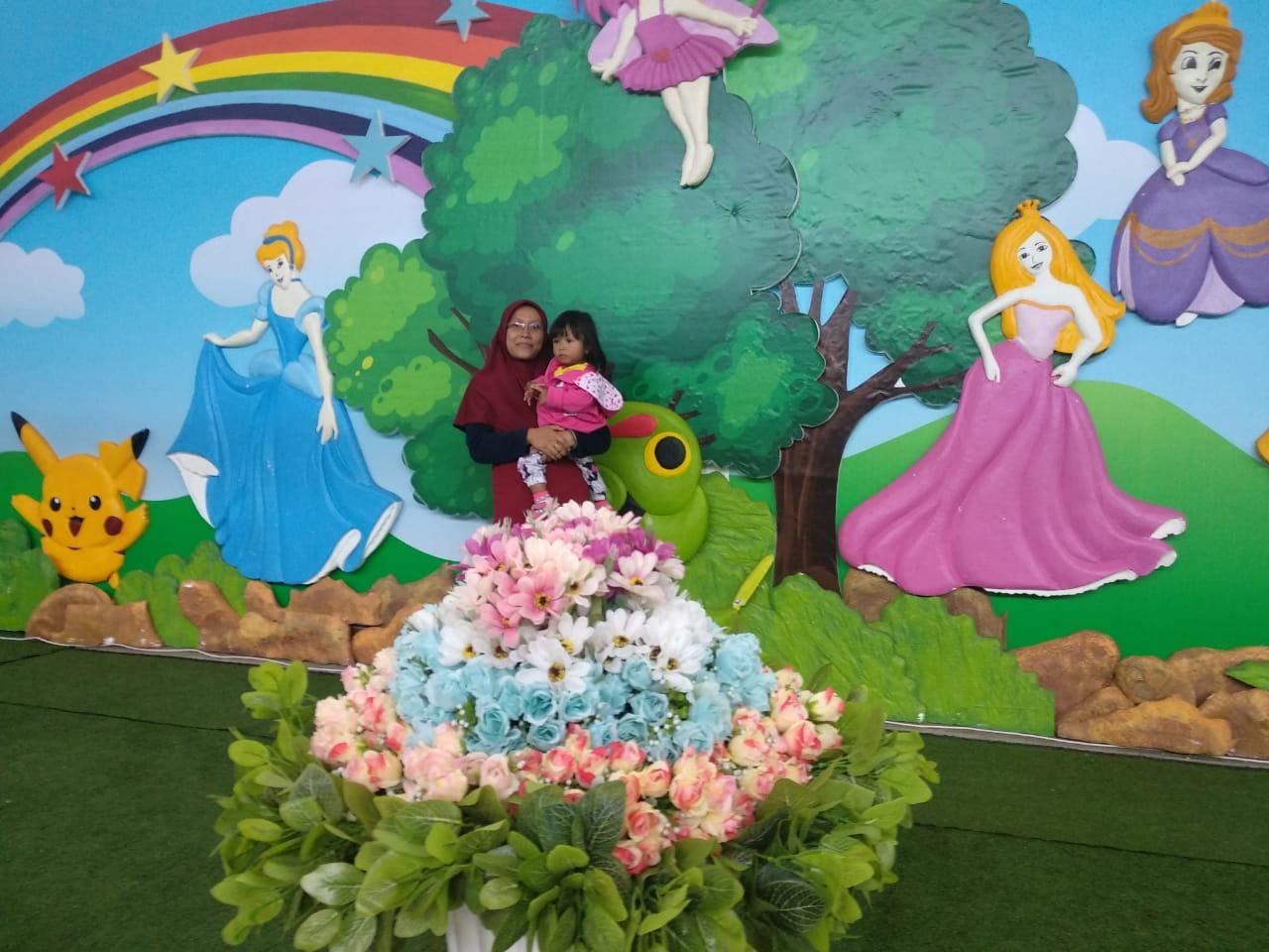 Gambar Taman Bunga Anak Sd - Gambar Ngetrend dan VIRAL