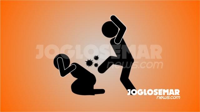 ilustrasijs kekerasan kdrt