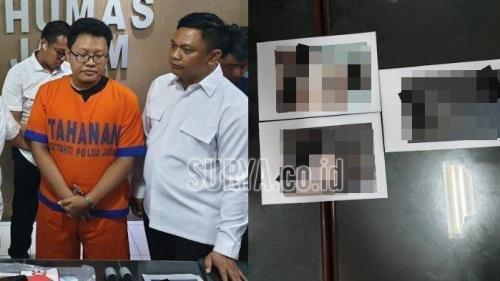 Playboy Kampus Ngaku Sebagai Mahasiswa Magister HI di Surabaya. penyebar video mesum