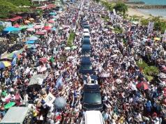 Kampanye Prabowo tak bagi-bagi amplop
