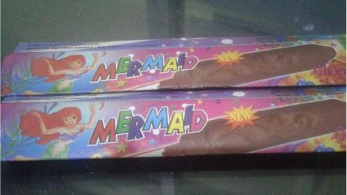 coklat mermaid
