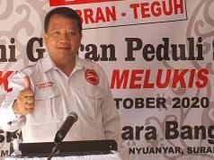 Ketua Umum DPP Nusantara Bangkit, Ivan PP. Istimews