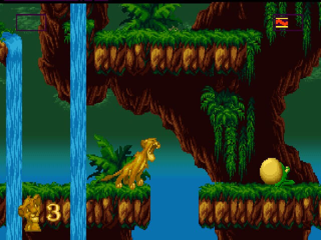 Resultado de imagem para jogos de aladdin e rei leao