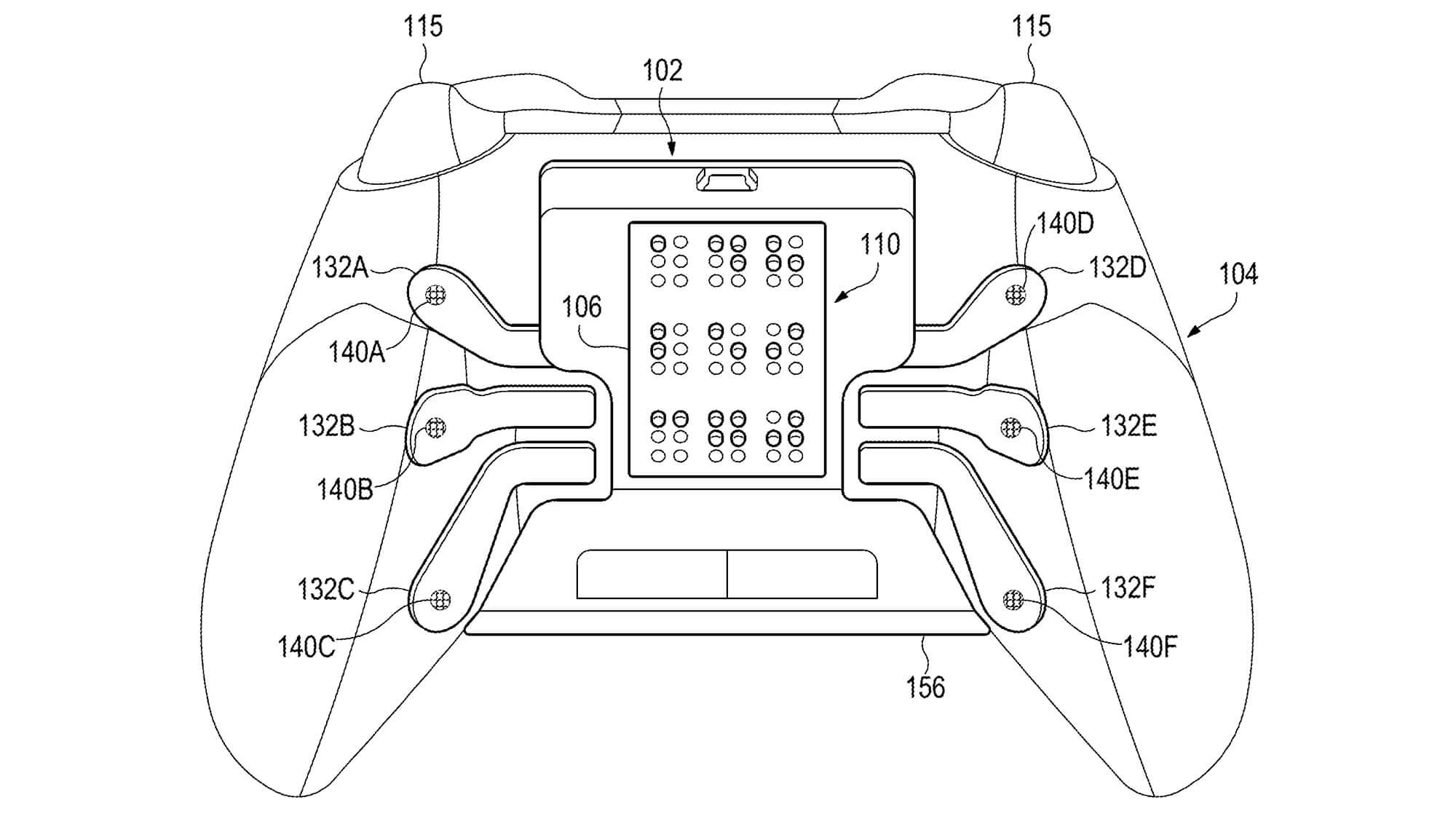 Microsoft Registra Patente De Joystick Para Deficientes