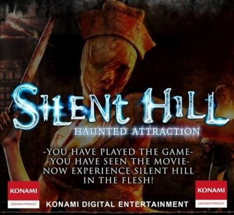 Silent Hill vira realidade!
