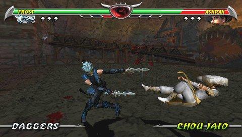 Jogo Mortal Kombat Unchained Para PSP Dicas Anlise E