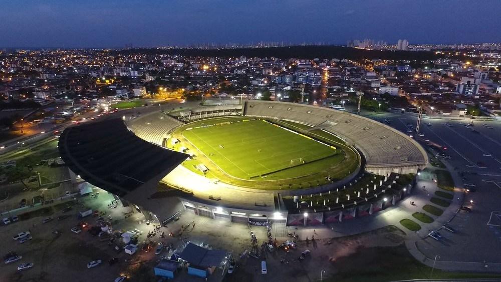 Estádio José Américo de Almeida Filho - Almeidão