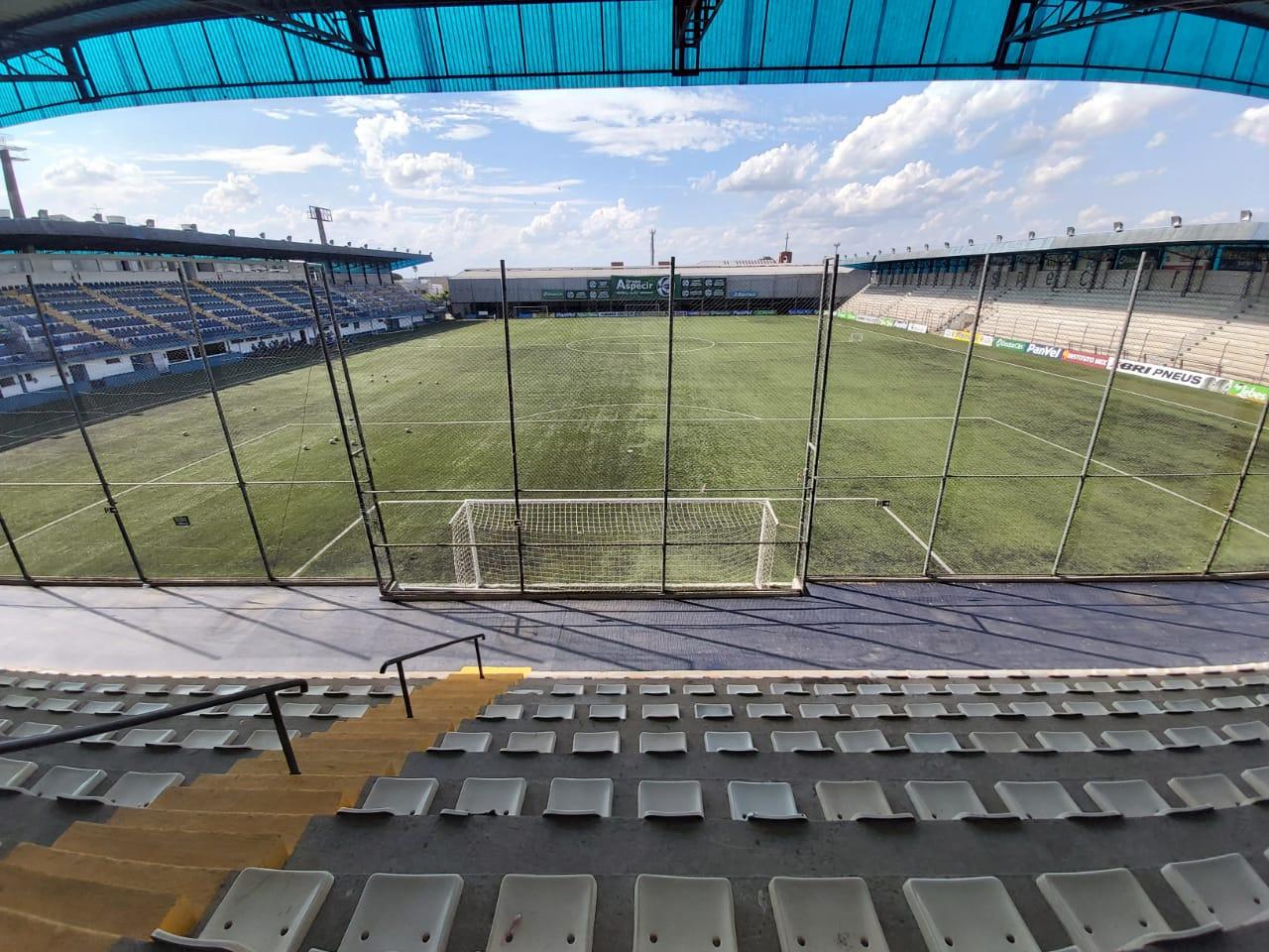 Estádio Passo D'areia São José