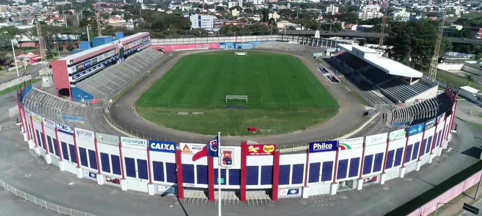 Estádio Durival Britto e Silva