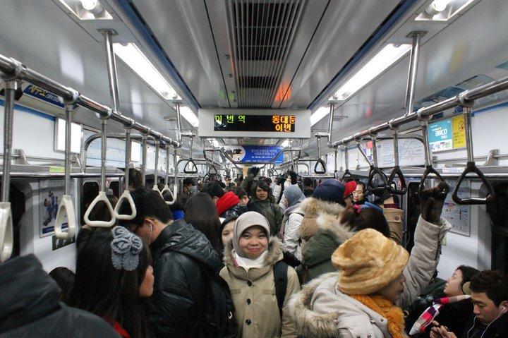 Winter Trip to Korea... day 5 (3/6)