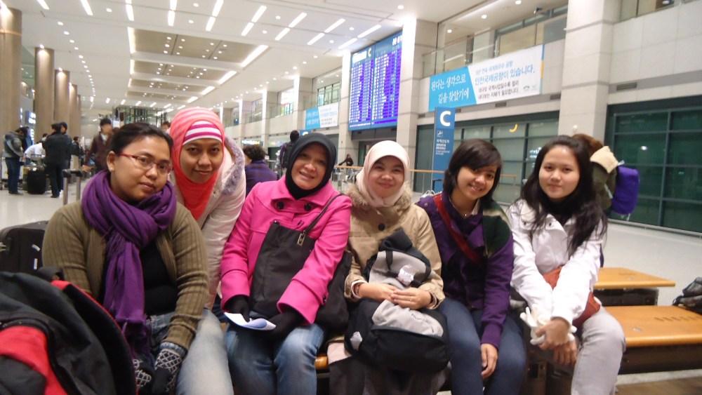 Winter Trip To Korea.. day 1 (5/6)