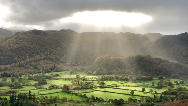 Read more about the article Hiking the Cat Bells via Lodore Falls… Keswick, Lake District
