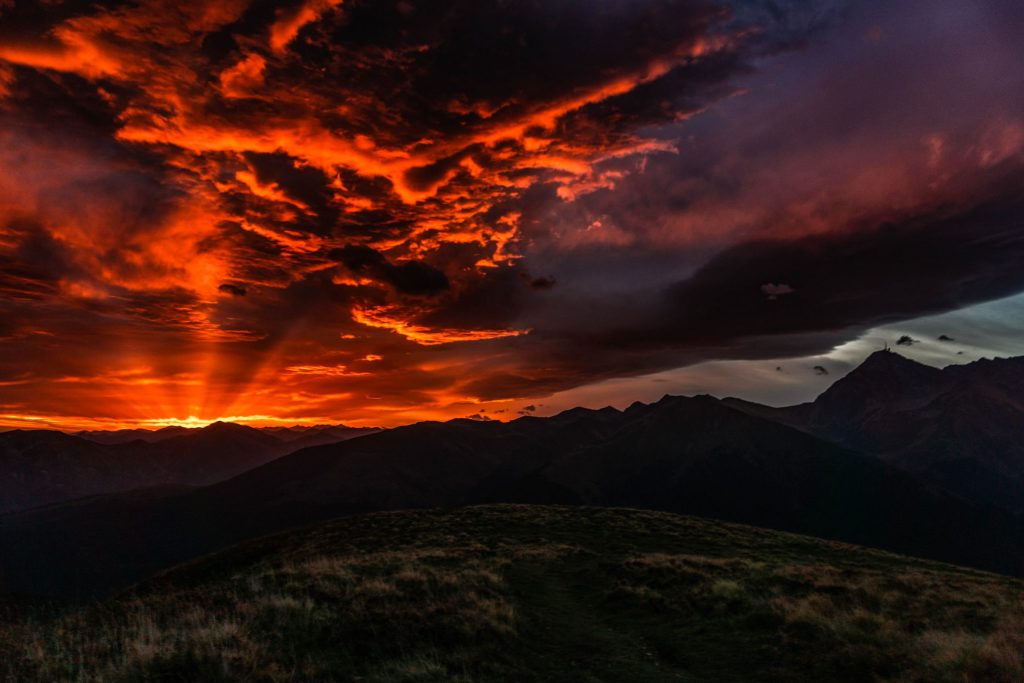 Effet de Foehn Pic du Midi