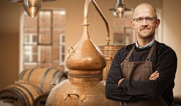 Michael Svendsen, Trolden Distillery