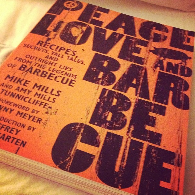 Peace, Love and Barbeque Cookbook