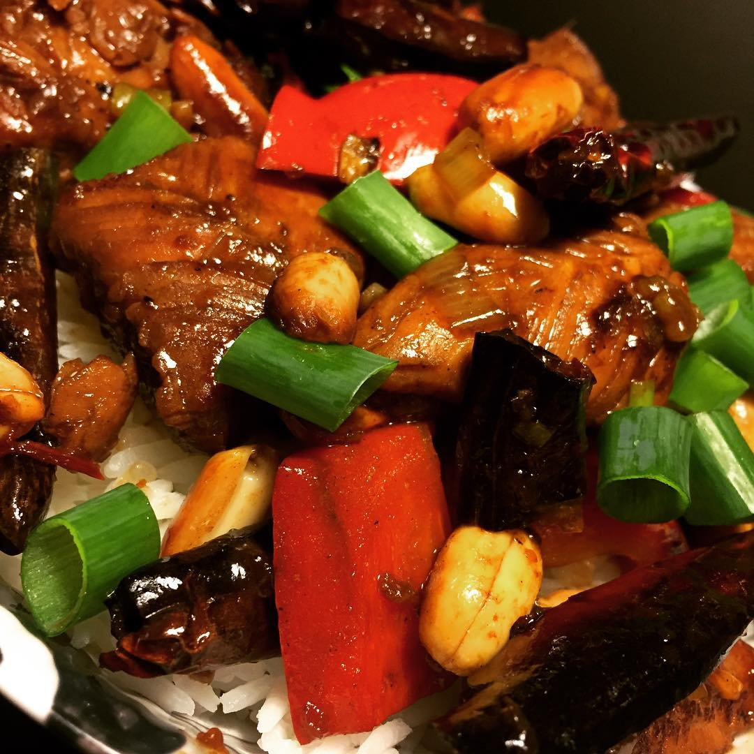 Kung Pao Chicken - Homemade Gourmet Takeaway