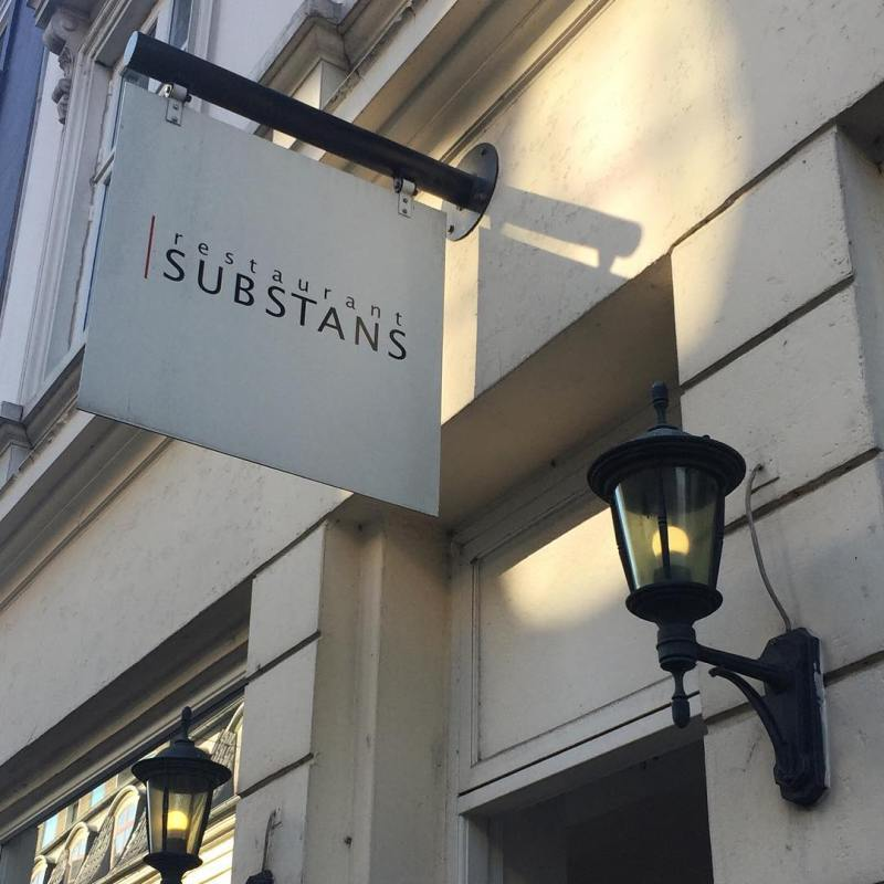 Restaurant Substans