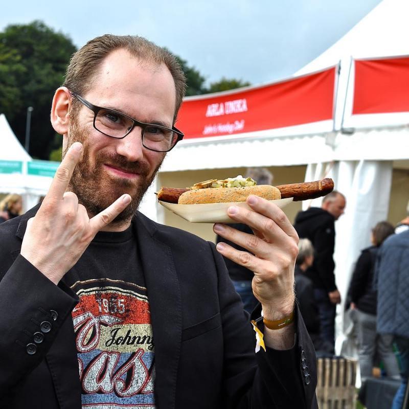 johan johansen food festival